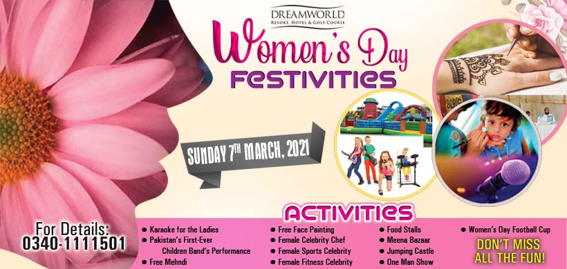 Women Day Festivities