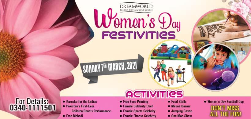 Women Day Festivities