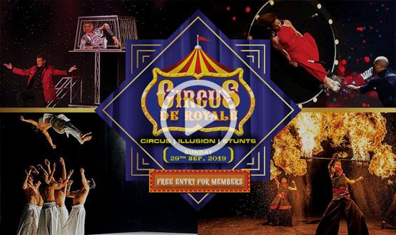 Circus De Royale