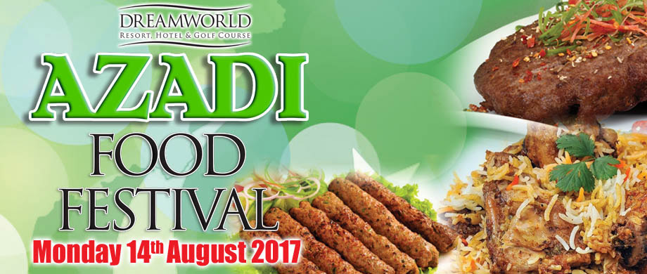 Azadi Food Festival