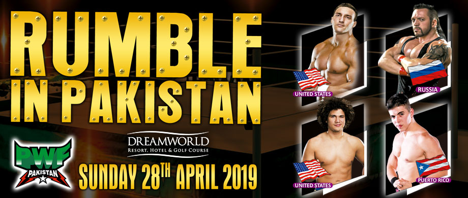 Rumble In Pakistan