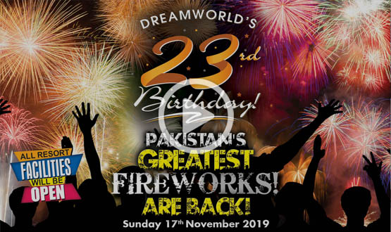 Dreamworld 23rd Birthday Celebration