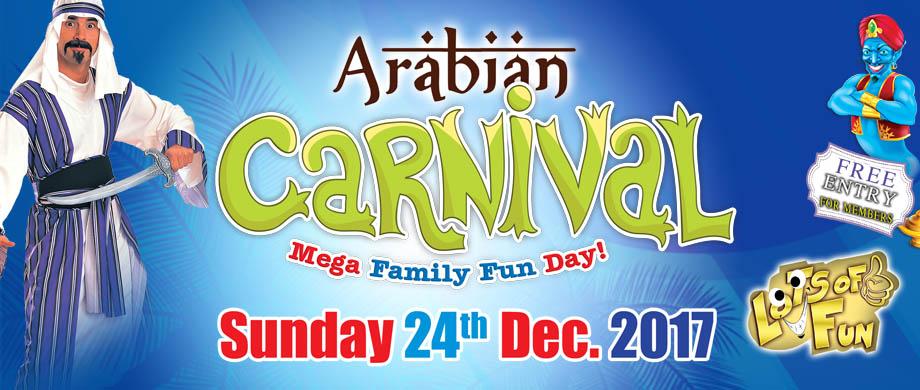 Arabian Carnival