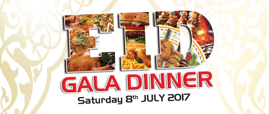 Eid Gala Dinner