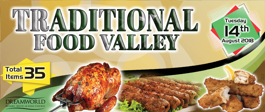 Tradional Food Valley